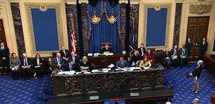 Post de El 'impeachment' aterriza en el Senado: todo listo para que arranque el 'juicio' a Trump