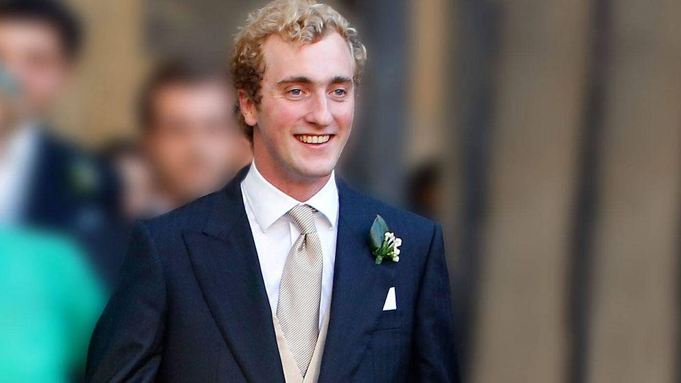 El príncipe Joaquín de Bélgica, confinado en el chalé de los padres de su novia