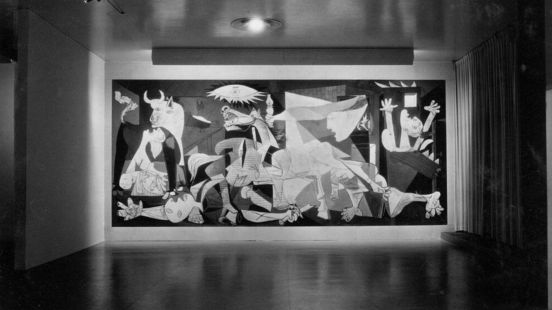 El 'Guernica' en el MoMA