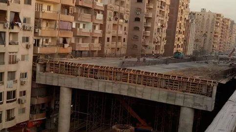 Una autopista a 50 centímetros de las casas: Egipto reinventa la seguridad vial