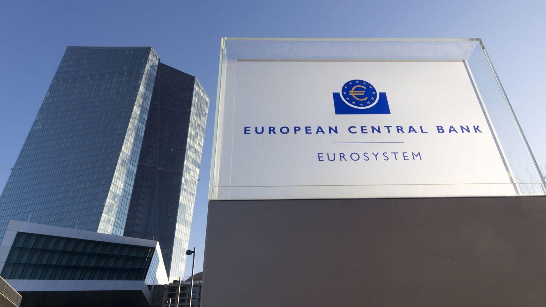 Sede del Banco Central Europeo (BCE) en Fráncfort (Alemania). (EFE)