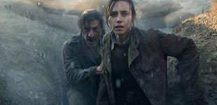 Post de 'El Ministerio del Tiempo' regresa con lágrimas y un inicio de cine