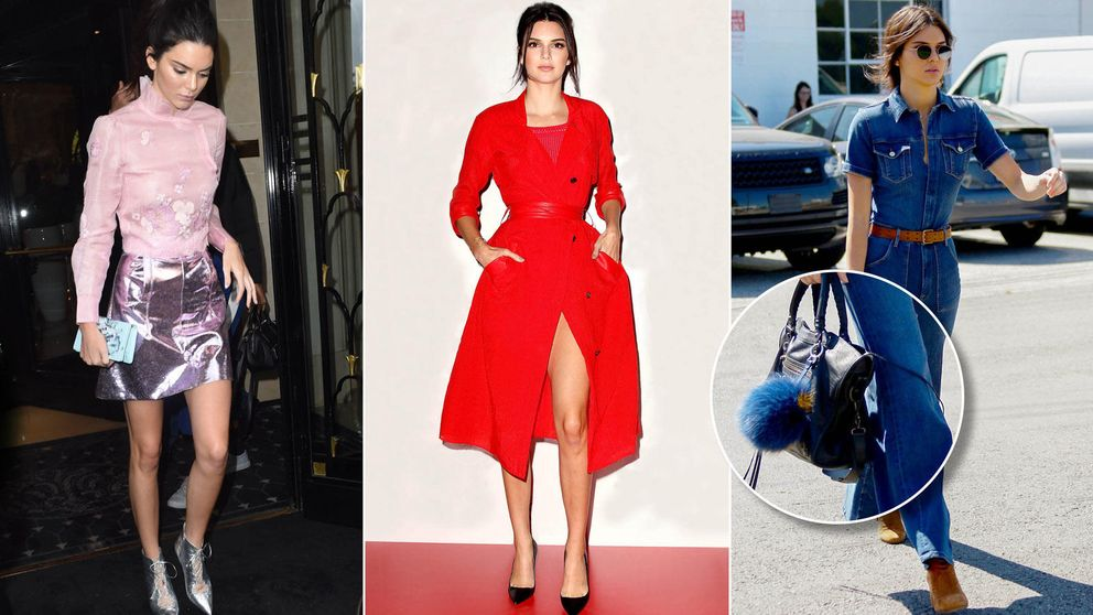 Kendall Jenner y sus 10 looks de 10 de este otoño