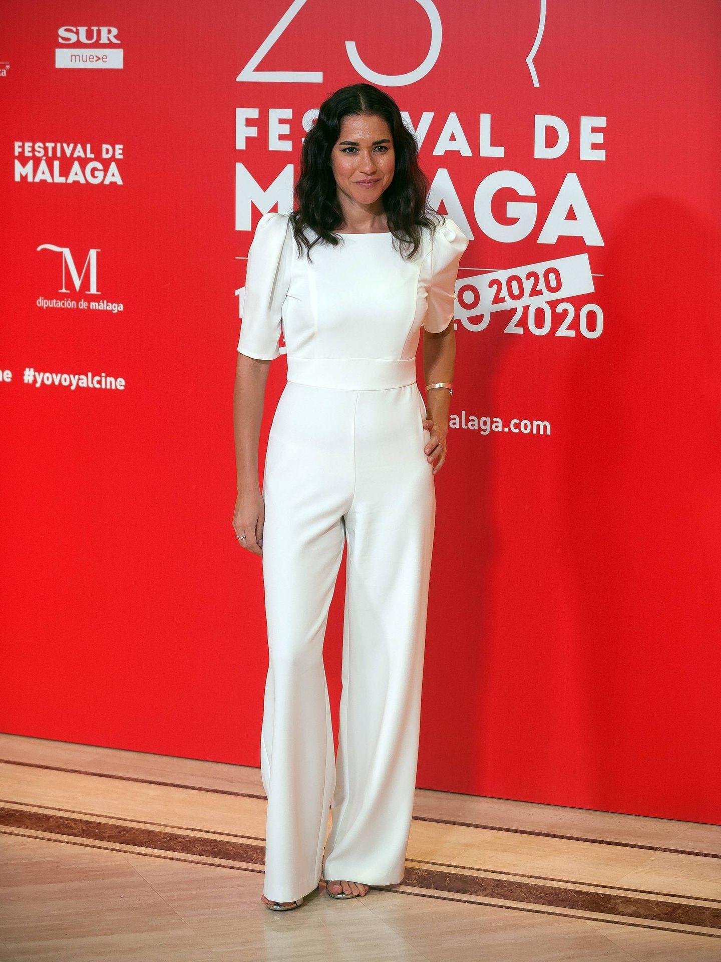 Helena Martínez, en el Festival de Cine de Málaga. (Cordon Press)