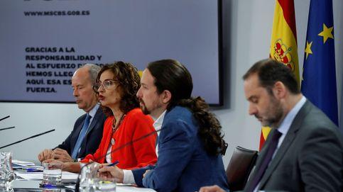 Unidas Podemos marca perfil de izquierdas frente al PSOE ante el 12-J y el caso Dina
