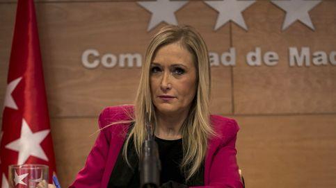 La enmienda de Cifuentes molesta en Génova y divide al PP de Madrid