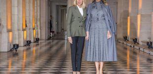 Post de ¿Manda Melania Trump mensajes ocultos con sus diseños de Dior?