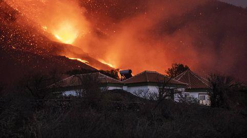 Directo | La fluidez de la lava hace extremar la vigilancia de la trayectoria de las coladas