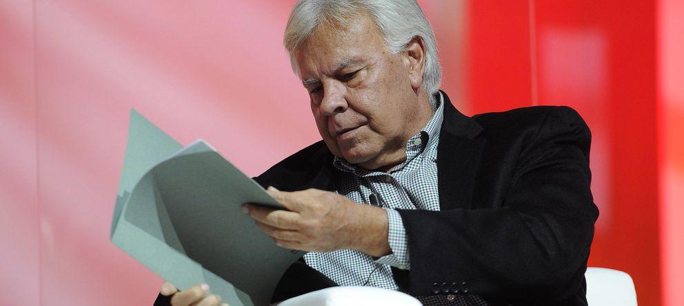 Foto: El expresidente de Gobierno Felipe González, en una imagen de archivo (I.C.)