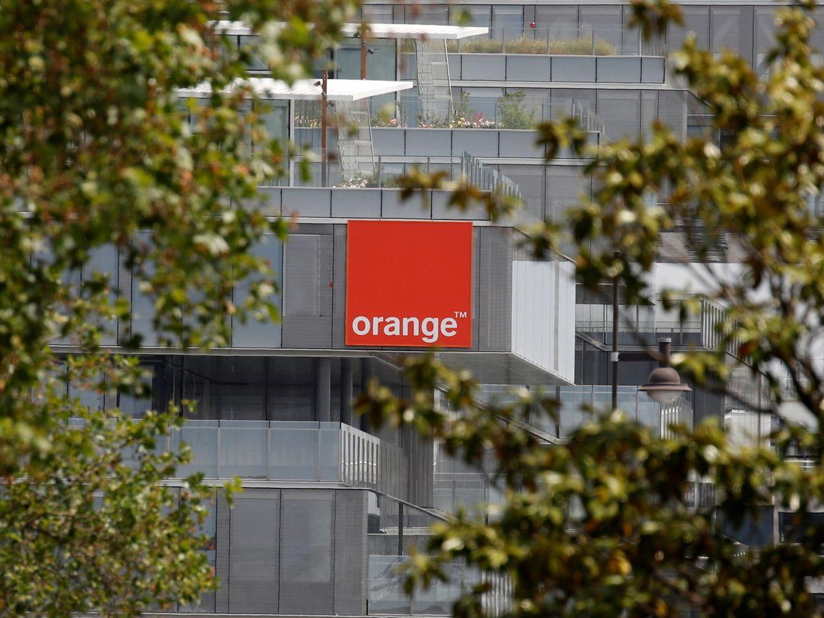 Foto: El logo de Orange. (Reuters)