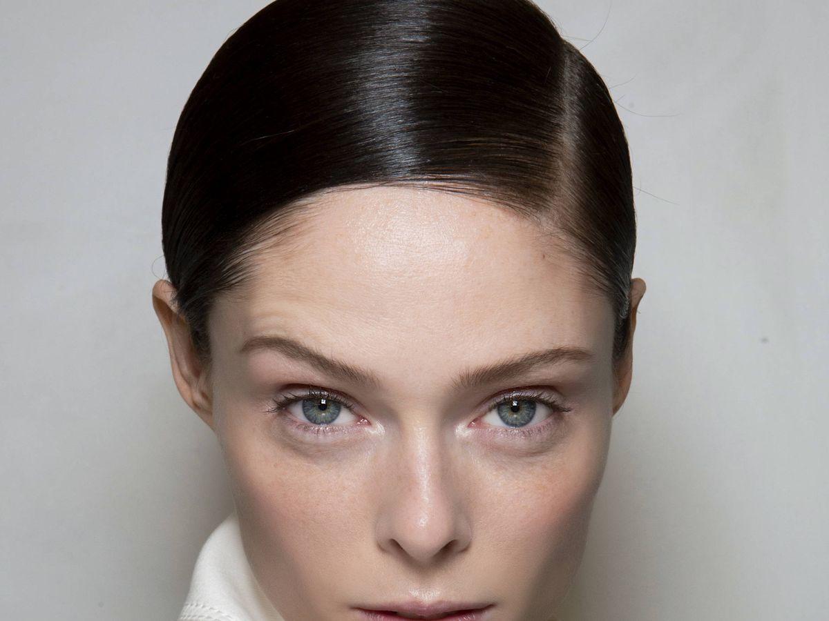 Foto: Una piel perfecta por el uso de un corrector. (Imaxtree)
