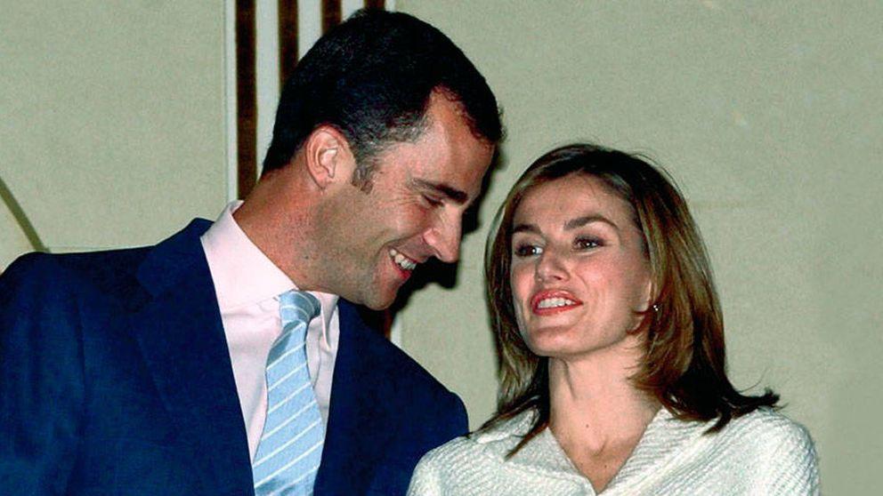 Lo que nadie sabe sobre el primer encuentro entre Felipe y Letizia
