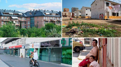 Viaje a lo mejor y peor de España: 6 años de vida alejan La Línea de Majadahonda