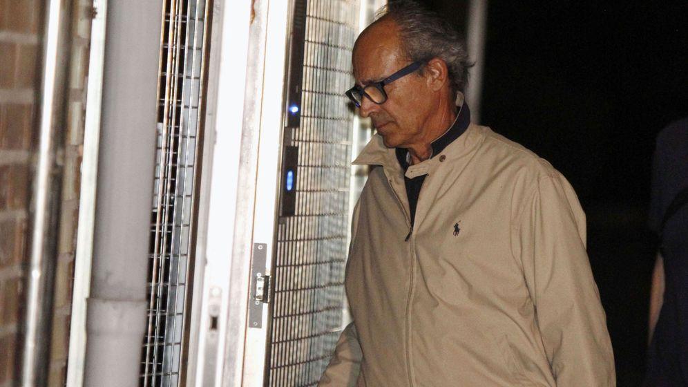 Foto: Edmundo Rodríguez Sobrino, durante su detención en abril. (EFE)