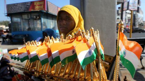 Fiesta nacional en India