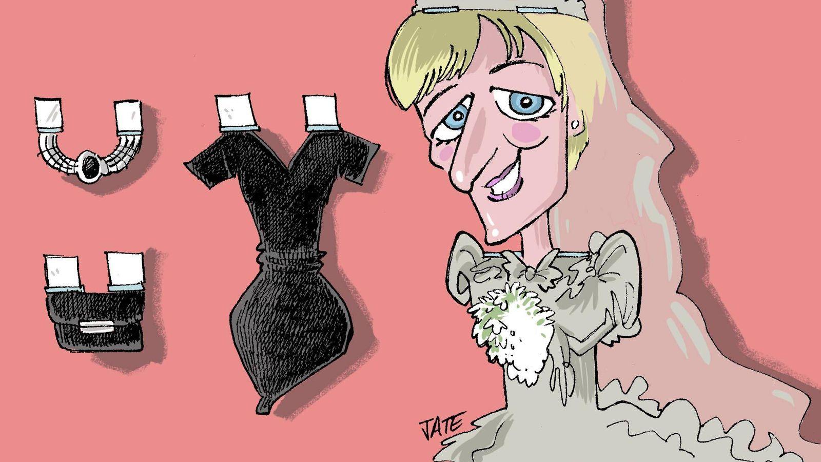 Diseño: Los tres hitos de Lady Di en el mundo de la moda