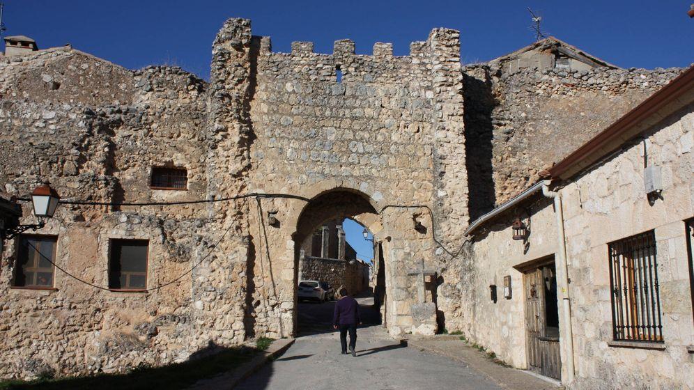 Foto: Maderuelo, en Segovia, ha visto crecer su censo electoral un 60% el último año. (R. M.)