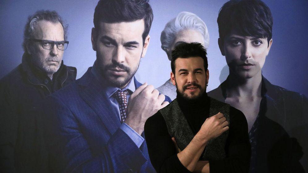 Foto: Madrio Casas es Adrián Doria en 'Contratiempo'