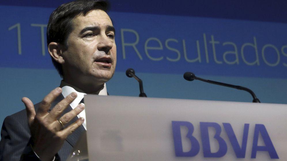 Foto: El consejero delegado de BBVA, Carlos Torres. (EFE)