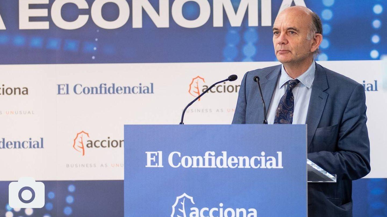Galería de imágenes del foro 'Descarbonizar la economía'.