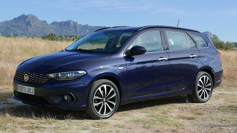 Fiat Tipo Wagon de gas: plástico duro, muy barato y ahorro de combustible del 40%