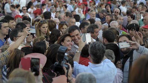 Sánchez busca su 'generación de la ceja' que le apoye en su campaña hacia la Moncloa