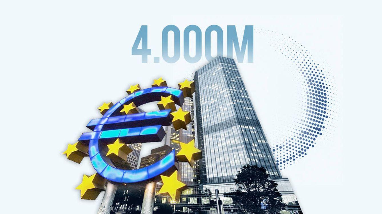 Los bancos españoles tienen que ganar 4.000 millones más para llegar al objetivo del BCE
