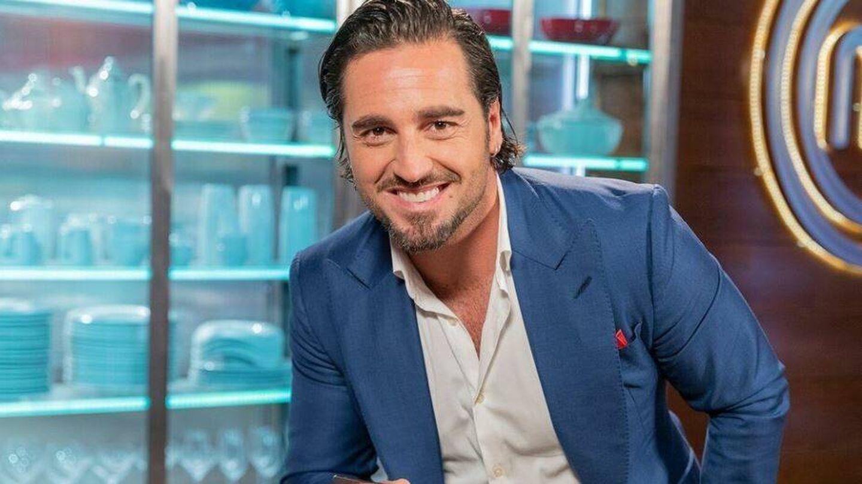 David Bustamante, concursante de 'MasterChef Celebrity 6'. (RTVE)