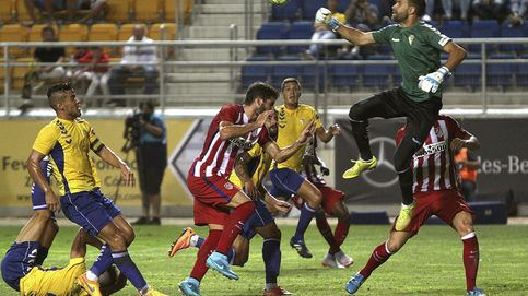 Un Atlético sin pólvora tiene que llegar a los penaltis para vencer al Cádiz