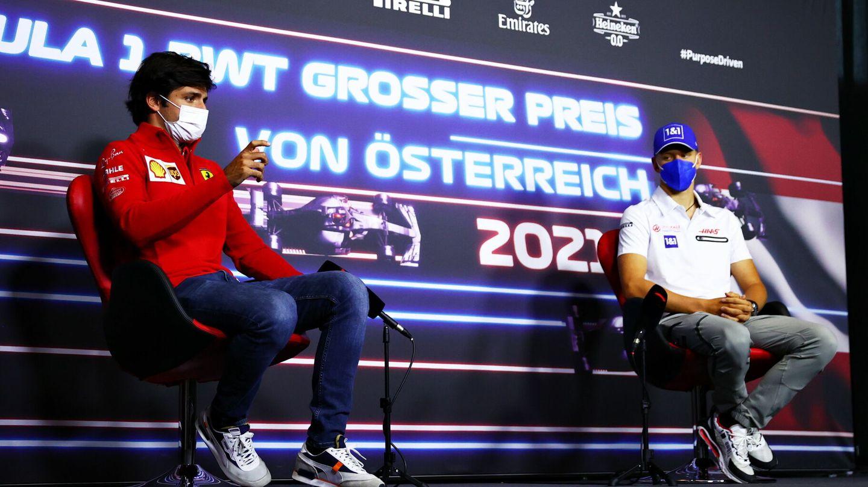 Ponerle demasiado rápido a Mick Schumacher como sustituto de Carlos Sainz, no le ha hecho ningún bien.