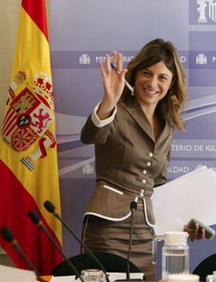 Foto: El novio de Bibiana Aído cobra 3.000 euros al mes al frente de un 'organismo fantasma'