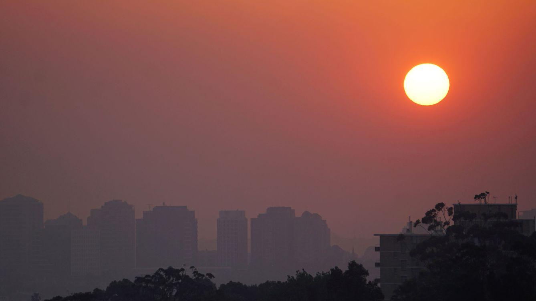 Sídney se prepara para el peor verano de su historia: su aire ya es peor que Nueva Delhi