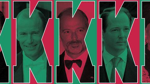 Los hermanos Sajonia-Coburgo-Gotha: las claves de los príncipes del 'clan K'