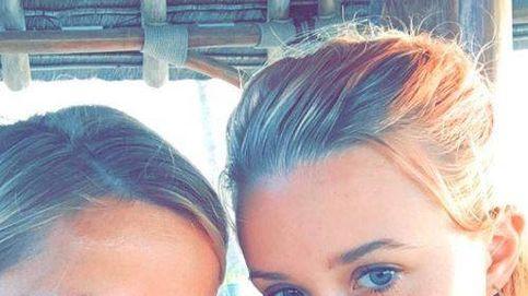 Reese Witherspoon y su hija, dos clones idénticos difíciles de diferenciar