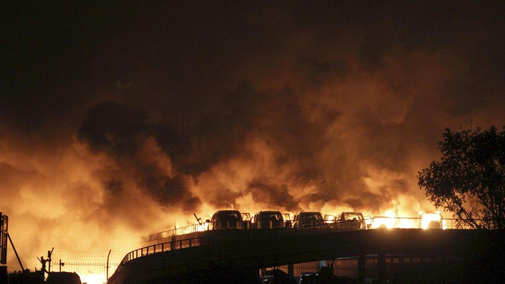 Más de 40 muertos y cientos de heridos en una explosión en Tianjin