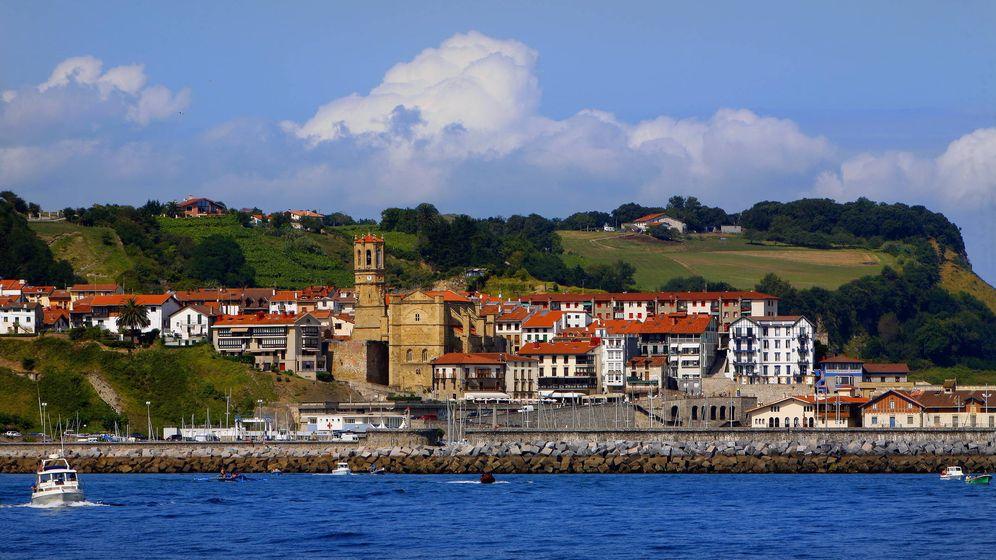 Foto: Getaria no solo es moda (por Balenciaga), también mar y excelsa gastronomía. (Turismo Getaria)