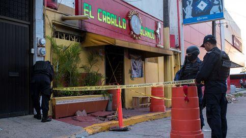 Suman 28 los muertos por la masacre en un bar de Veracruz (México)