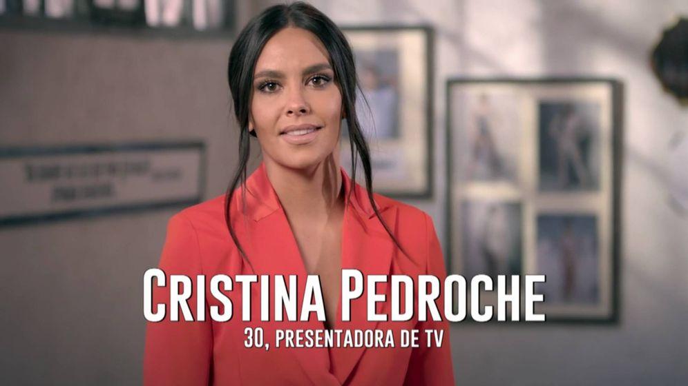 Foto: Cristina Pedroche, presentadora y colaboradora de televisión. (RTVE)