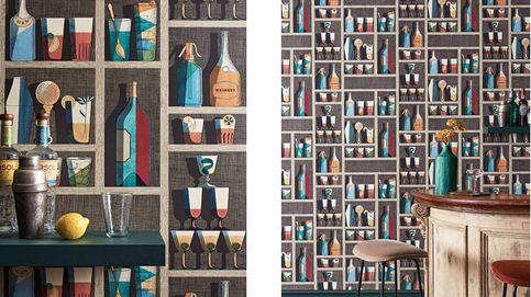 Papeles pintados de Fornasetti: el arte de inventar sueños para las paredes