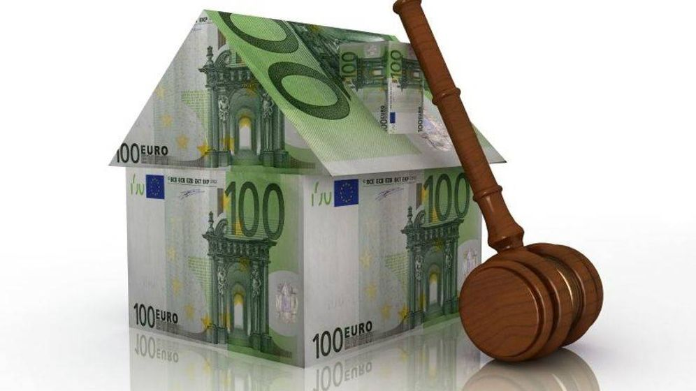 Foto: ¿Puedo instar la subasta judicial de un piso que compré con mi ex? Él no quiere vender. (Corbis)