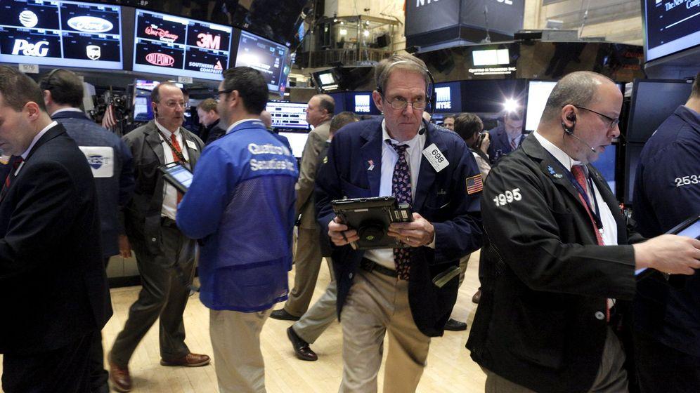 Foto: Tensión en el mercado. (Reuters)