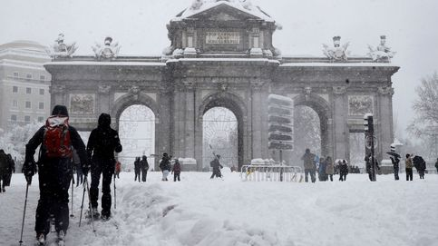 Más de 3.500 toneladas de sal para las calles de Madrid desde la mayor salinera del país