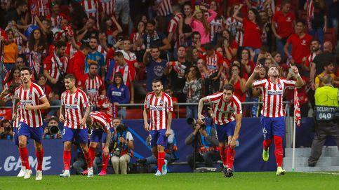 Atlético de Madrid - Celta en directo: resumen, goles y resultado