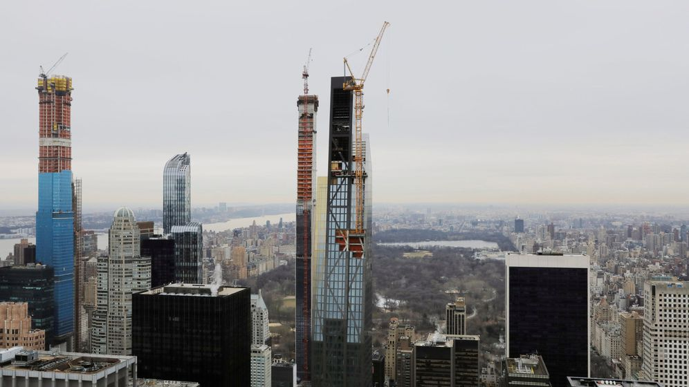 Foto: Los barrios en la zona alta de Manhattan eran los escogidos por el ladrón para sus robos (Reuters/Lucas Jackson)