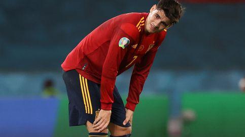 Las amenazas a Morata: esta Eurocopa es para los que estén fuertes de cabeza