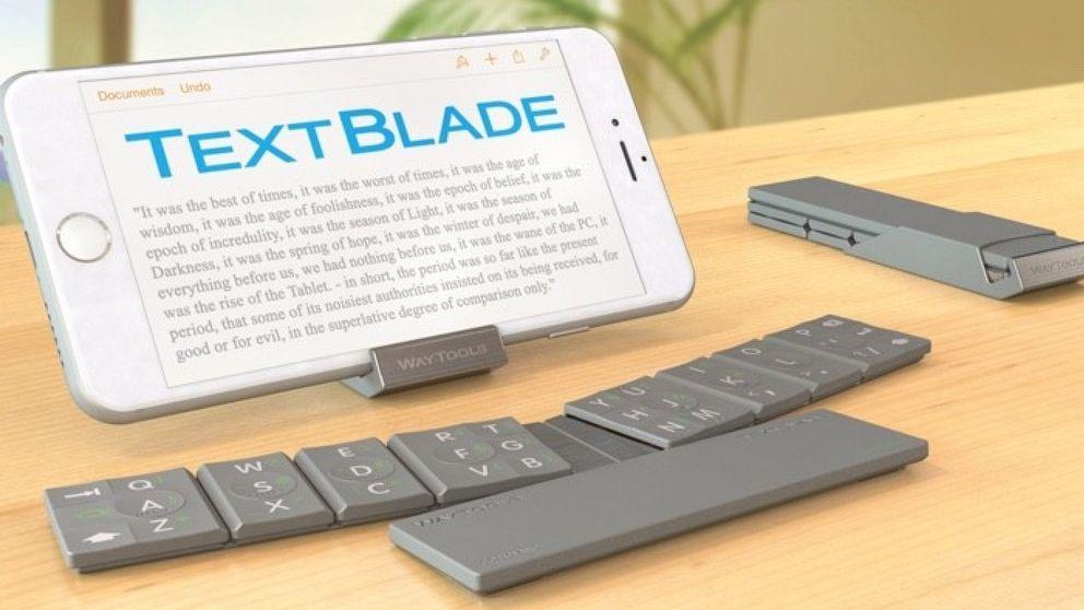 El teclado perfecto para los que están hartos de escribir en el móvil