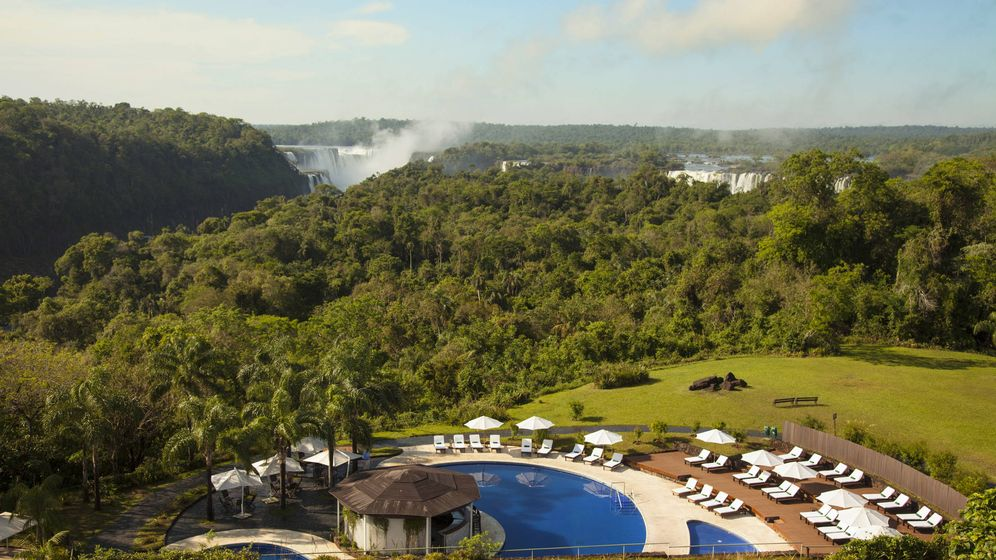 Foto: Hotel Meliá Iguazú.