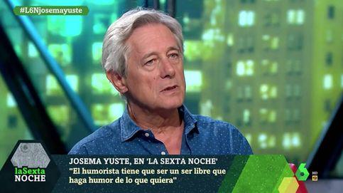 Las dos caras de Josema Yuste sobre los límites del humor en el caso de Mateo