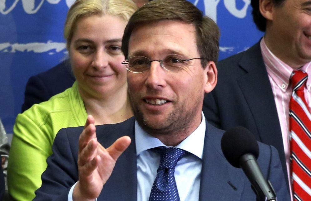 Foto: El concejal José Luis Martínez-Almeida. (EFE)