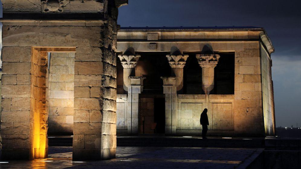 Foto: Templo de Debod. (Reuters)